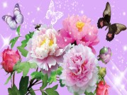 Beautiful-Flowers-With-Butterflies-Wallpapers-HD